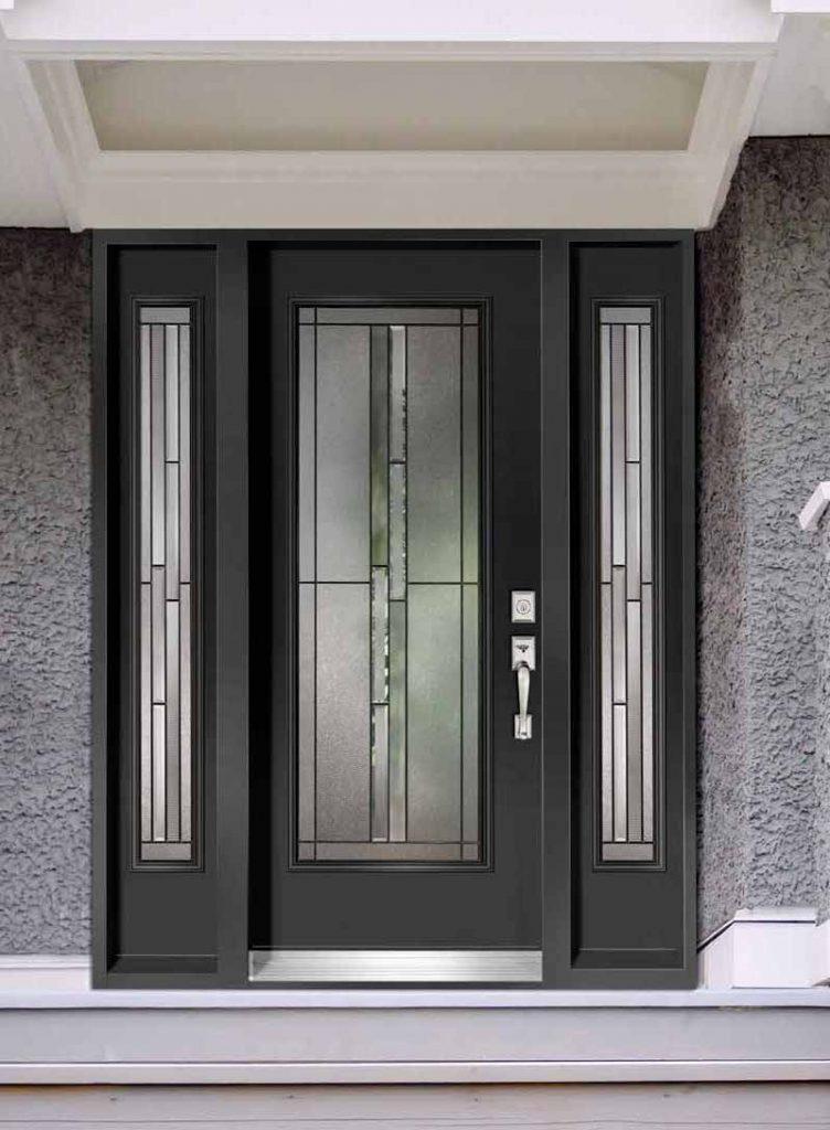portes d 39 acier et fen tres r sidentielles vitrerie brunelle. Black Bedroom Furniture Sets. Home Design Ideas